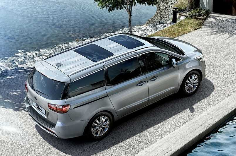 7 Seater Carnival Mpv Will Be The Second Kia Car In India