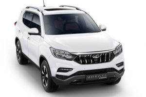 Mahindra Alturas G4 Bookings