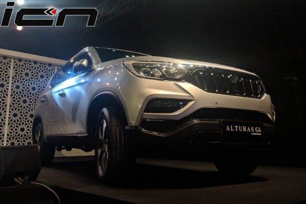 Mahindra Alturas G4 Details