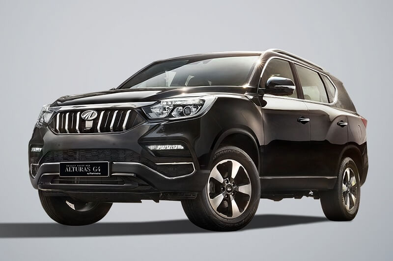 Mahindra Alturas G4 Features
