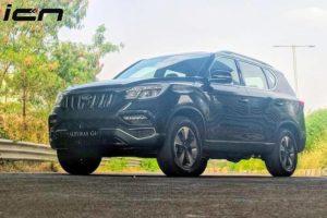 Mahindra Alturas G4 Launch