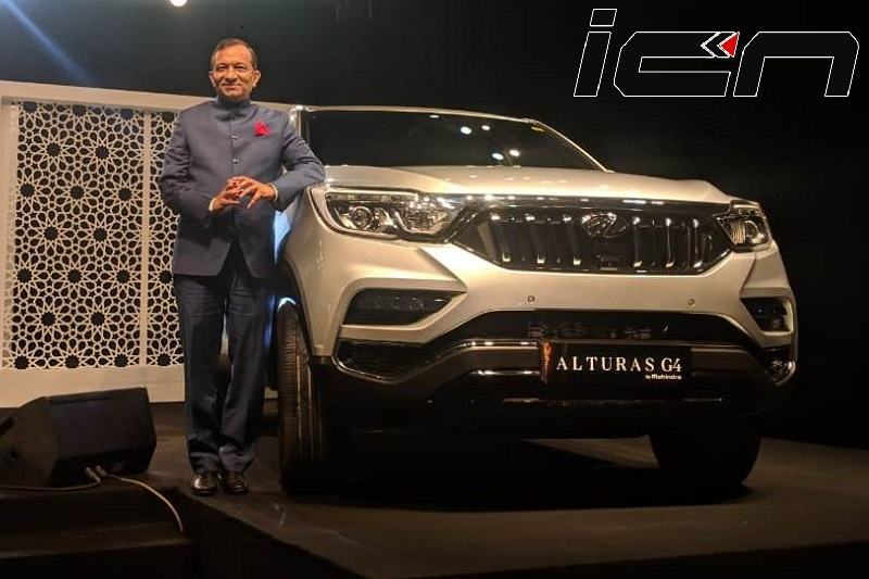 Mahindra Alturas G4 Prices Officially Announced