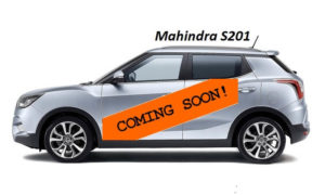 Mahindra S201 Compact SUV