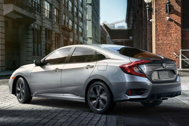 New Honda Civic India Launch