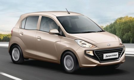 New Hyundai Santro Bookings