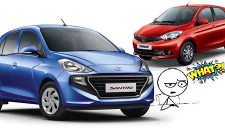 New Hyundai Santro Sales