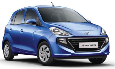 New Hyundai Santro Waiting Period