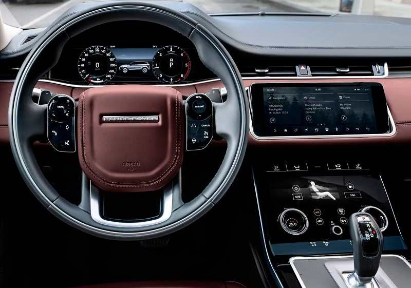 Range Rover Evoque Company Car