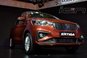 New Maruti Ertiga 2019 Features