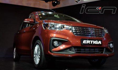 New Maruti Ertiga 2019 Features