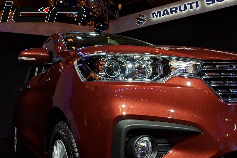 New Maruti Ertiga 2019 Headlamp