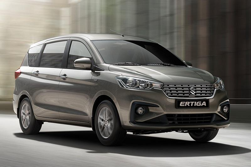 New Maruti Ertiga 2018 India Features