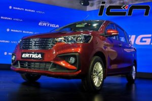 New Maruti Ertiga 2018 Specifications