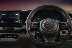 New Maruti Ertiga 2018 Steering