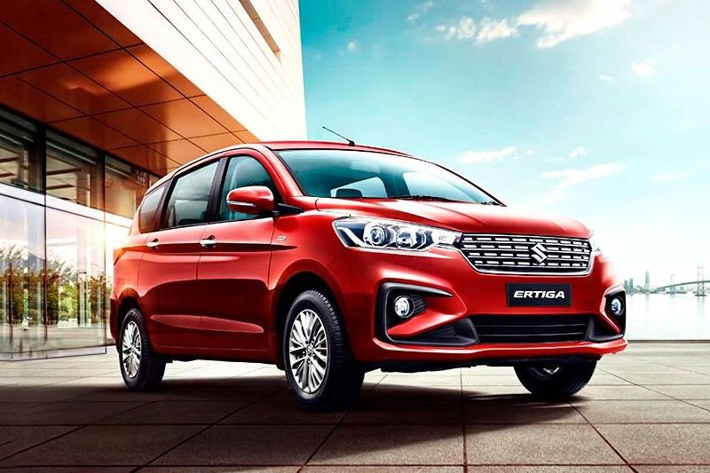 Suzuki Four Wheelers >> Maruti Ertiga 2019 Price In India, Specs, Mileage, Interior