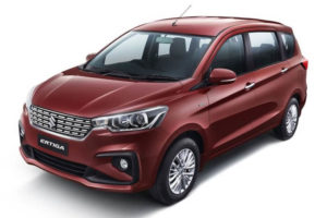 New Maruti Ertiga 2018 Wallpapers
