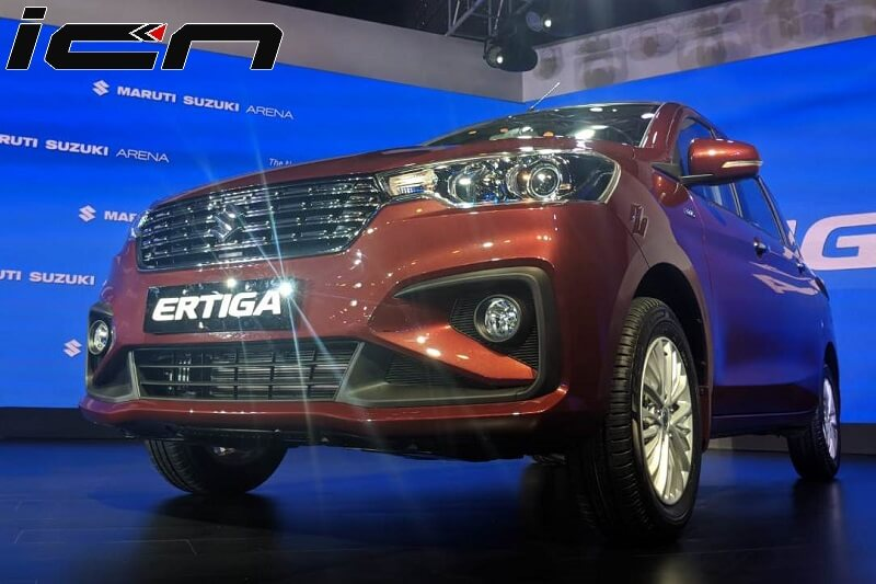New Maruti Suzuki Ertiga 2018 Price List