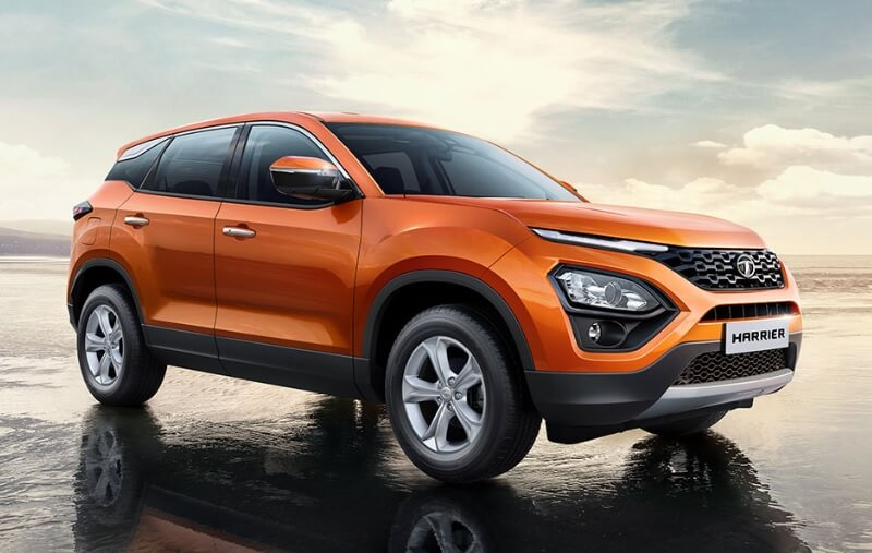 Tata Harrier H7X