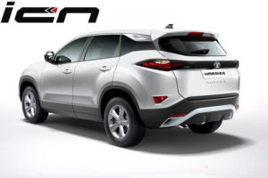Tata Harrier White