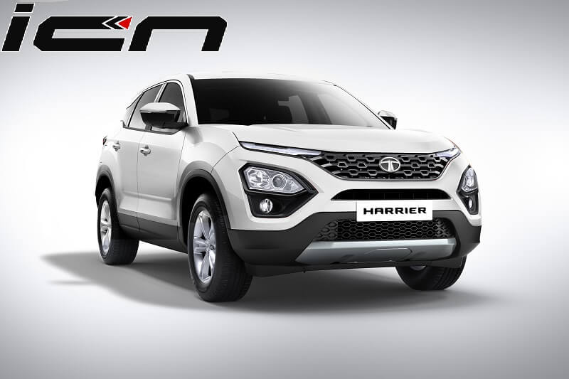 Tata Harrier Gets 8.8-inch Touchscreen Infotainment System ...