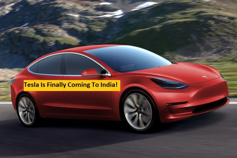 Tesla India