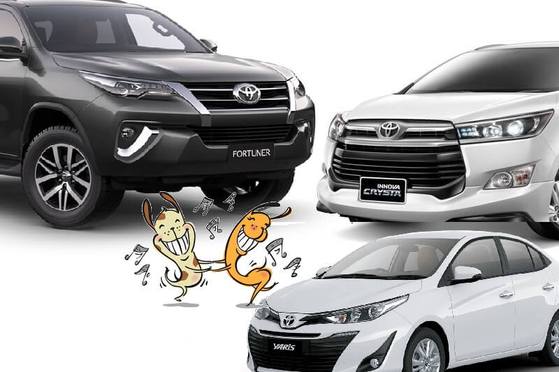 Toyota Discounts