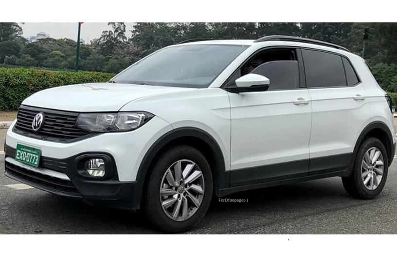Volkswagen T-Cross Base Variant (1)