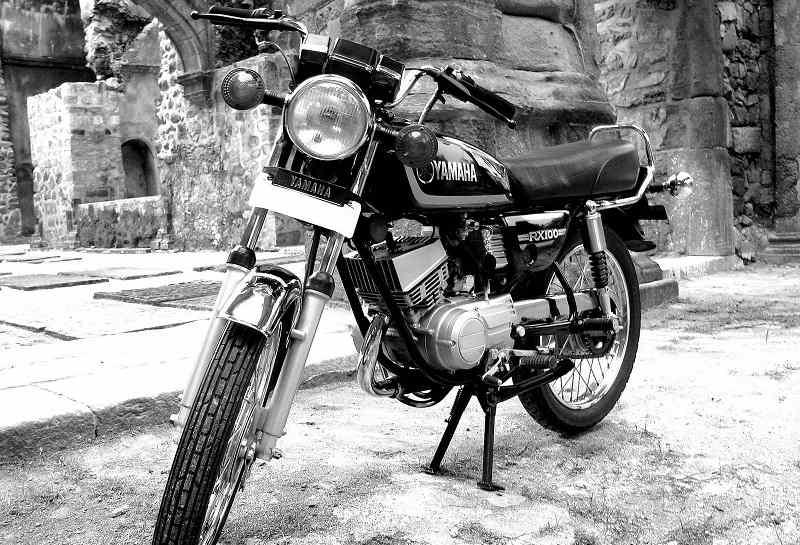 Yamaha bikes rx 100 price new 2020