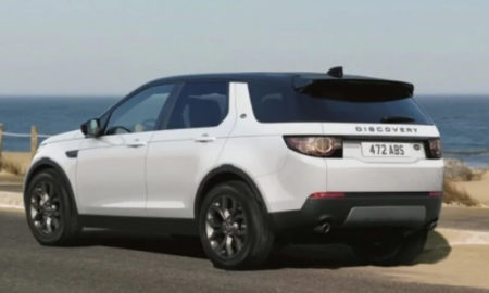 2019 Land Rover Discovery Sport Features