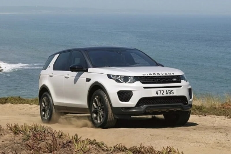 2019 Land Rover Discovery Sport Price