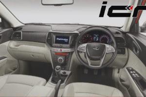 Mahindra XUV300 Interior