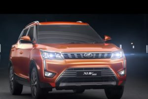 Mahindra XUV300 Preview