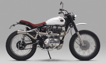 Royal Enfield Scrambler Custom