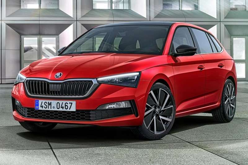Skoda introduces the all-new Scala hatchback
