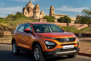 Tata Harrier Front