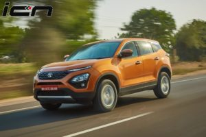 Tata Harrier Reveal