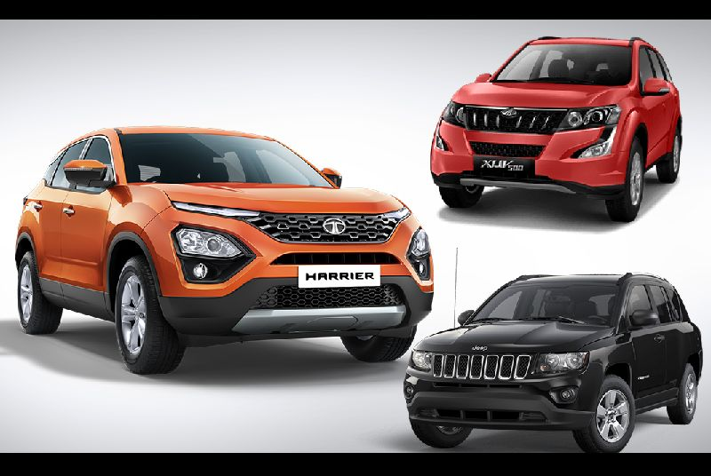 Tata Harrier Rivals