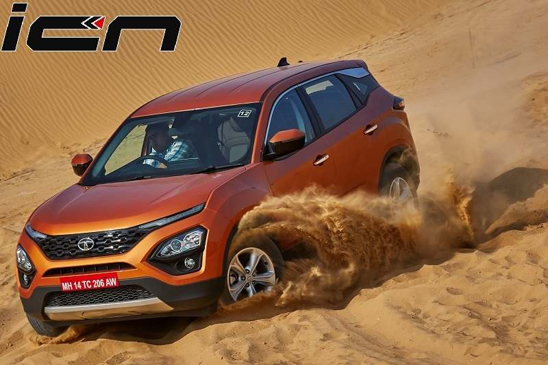 Tata Harrier Variants Features