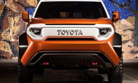 Toyota FT-4X SUV