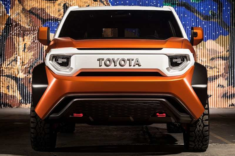 2018 Toyota FT-4X: Is It FJ Cruiser's Succesor Or Not >> Toyota Ft 4x Concept Based Suv To Challenge Jeep Wrangler
