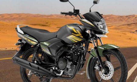 Yamaha Saluto 125 UBS