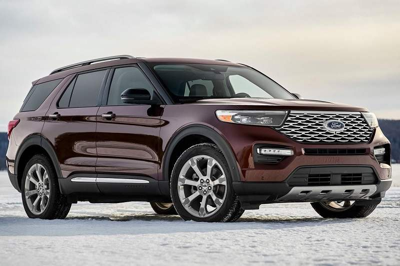 All New Ford Explorer SUV Unveiled – Pictures & Details
