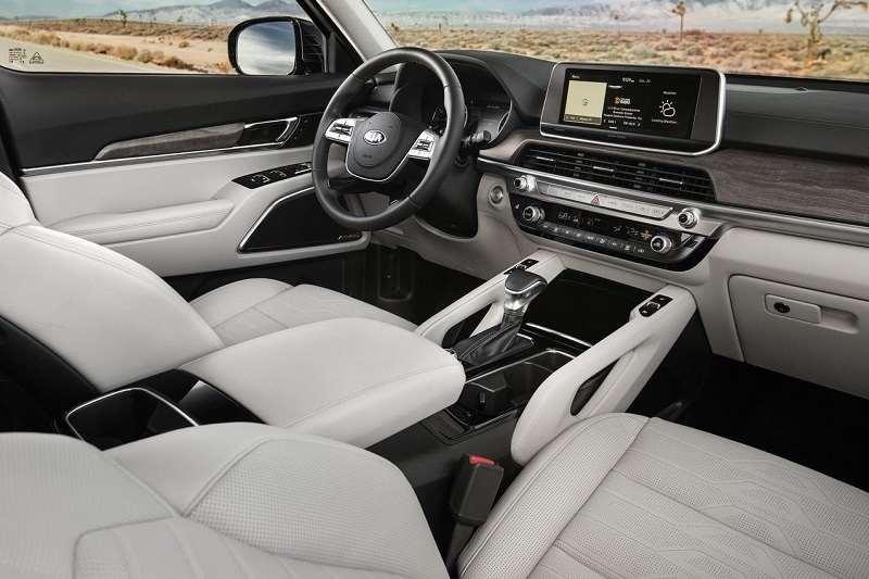 kia telluride interior india car news