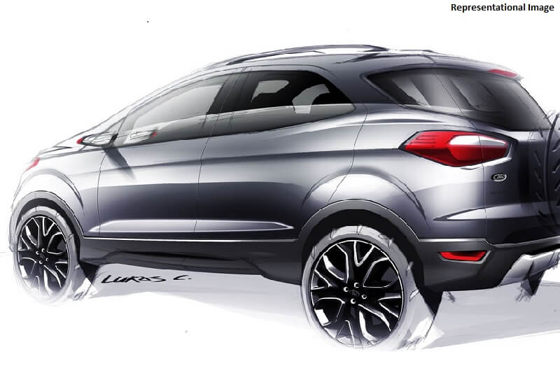 Ford Ecosport Replacement