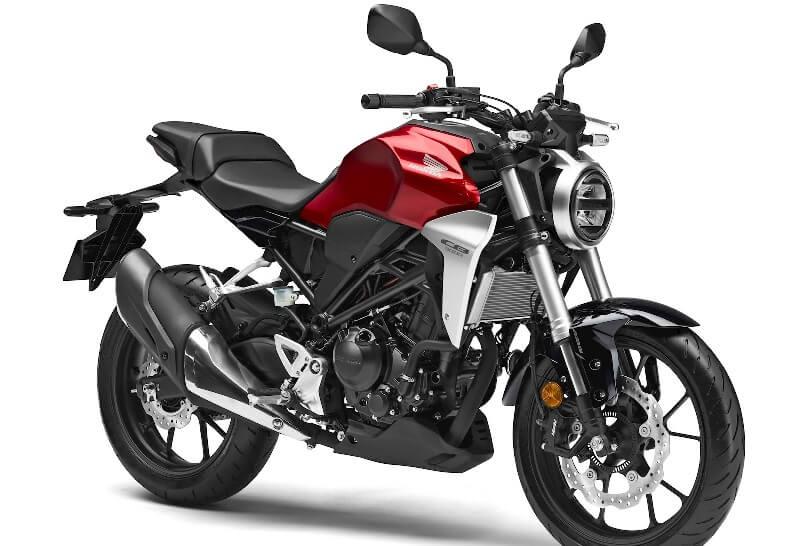 Honda CB300R Price