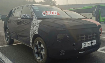 Hyundai Styx Spied Again