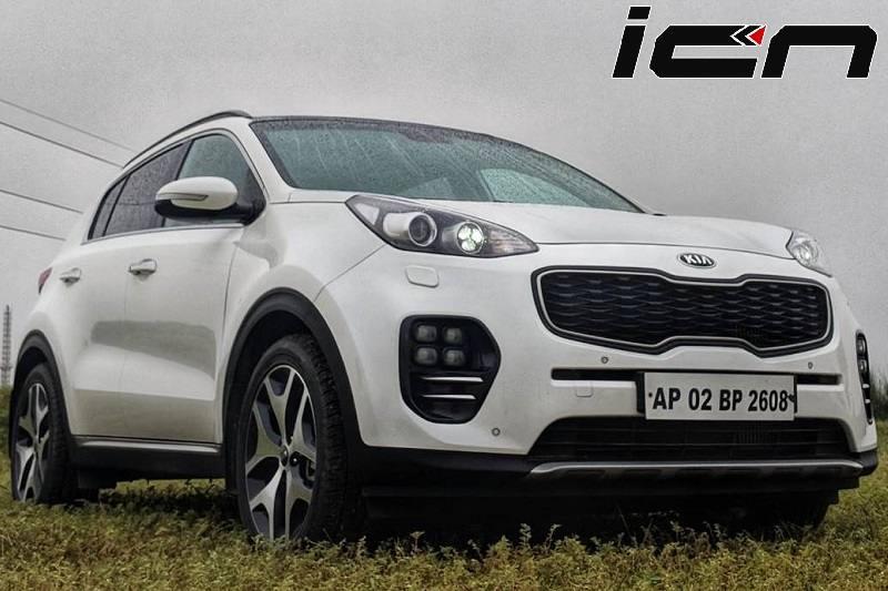 Kia Sportage Features