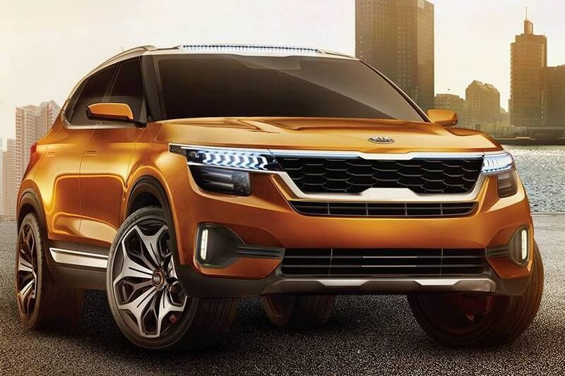 First Model To Join Our List Of Upcoming Kia Cars In India Is The Sp Concept Based Suv Korean Automaker Motors Will Launch Much Awaited