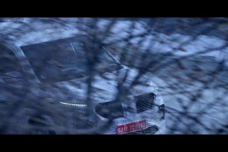 MG Snow Testing