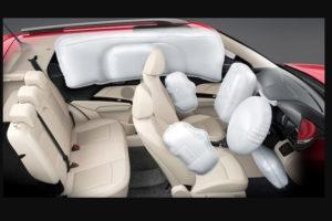 Mahindra XUV300 7 airbags (1)